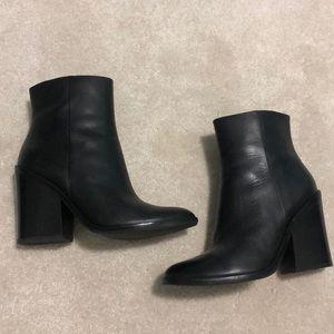 Marc Fischer LTD Boots Black Sz 9
